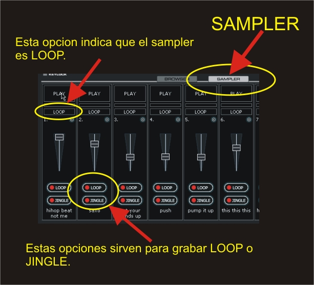 How to add your samplers to virtual dj 8! Youtube.