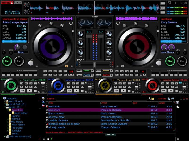 Virtual dj download exe | Download Ns virtual dj 6 0 full exe files
