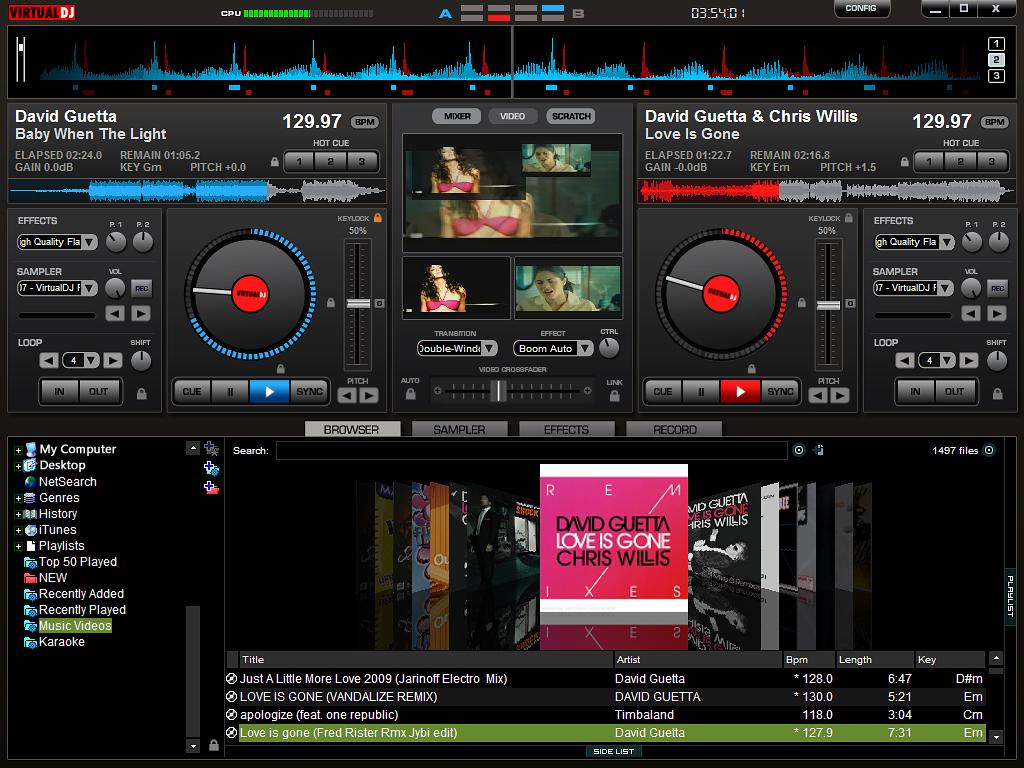 Dj pro download windows | Virtual DJ Pro 7 Software Free Download