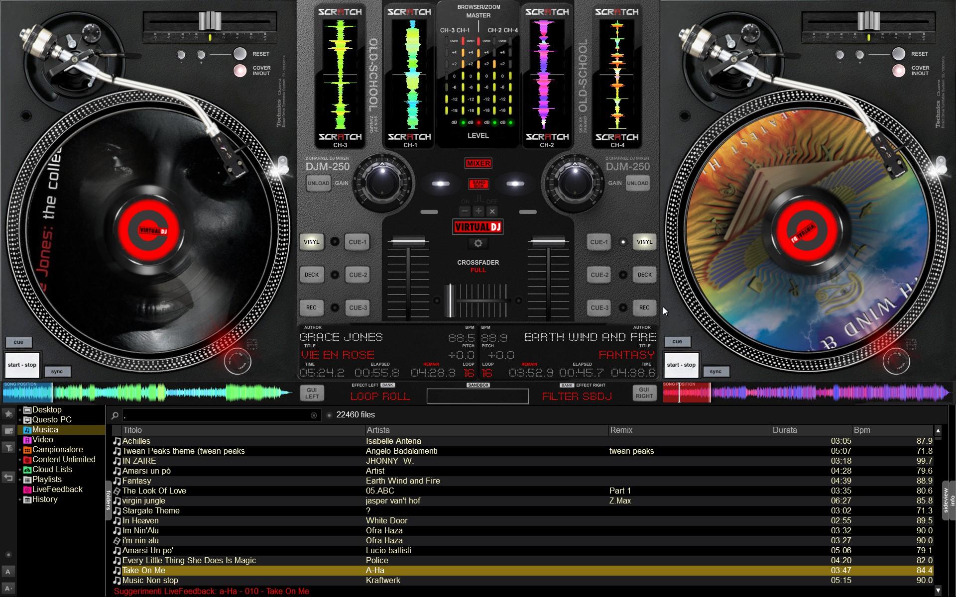 VIRTUAL DJ 8 SKINS CONTROLLERS DOWNLOAD