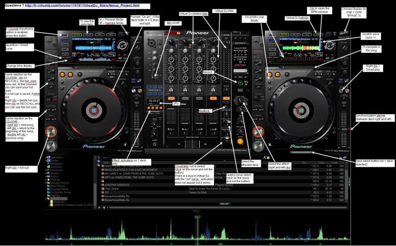 2000 VIRTUAL PIONEER GRATUIT TÉLÉCHARGER DJ CDJ SKIN