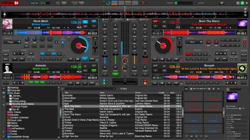 Virtual dj 7 4 decks download
