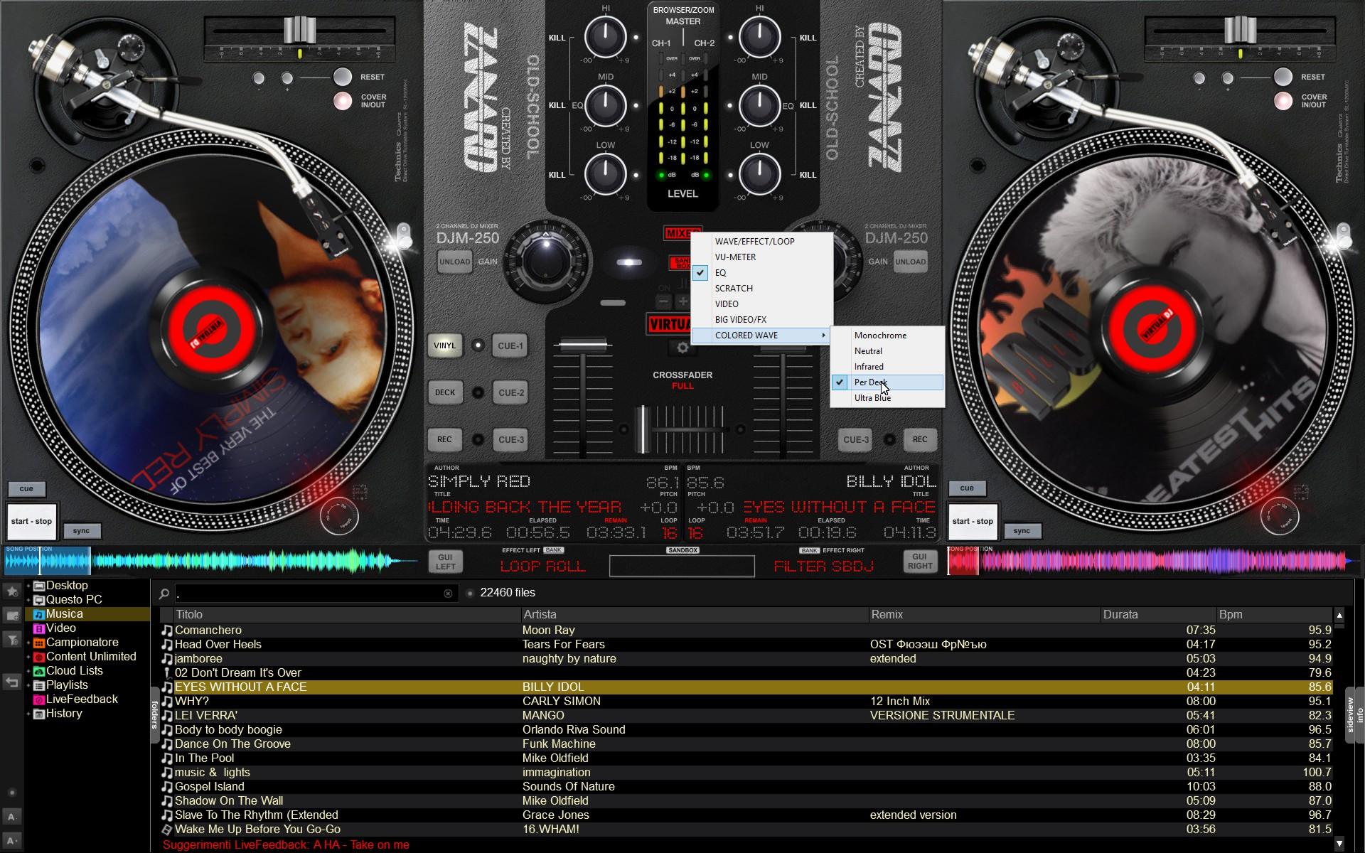 effetti virtual dj gratis